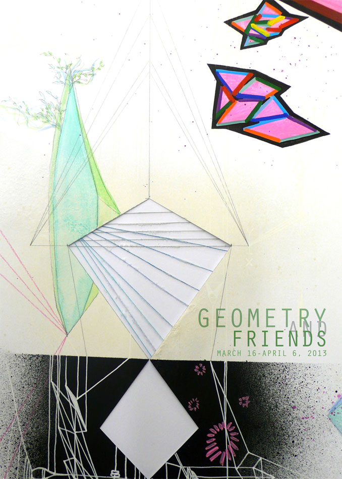 Geometry-friends in GEOMETRY AND FRIENDS