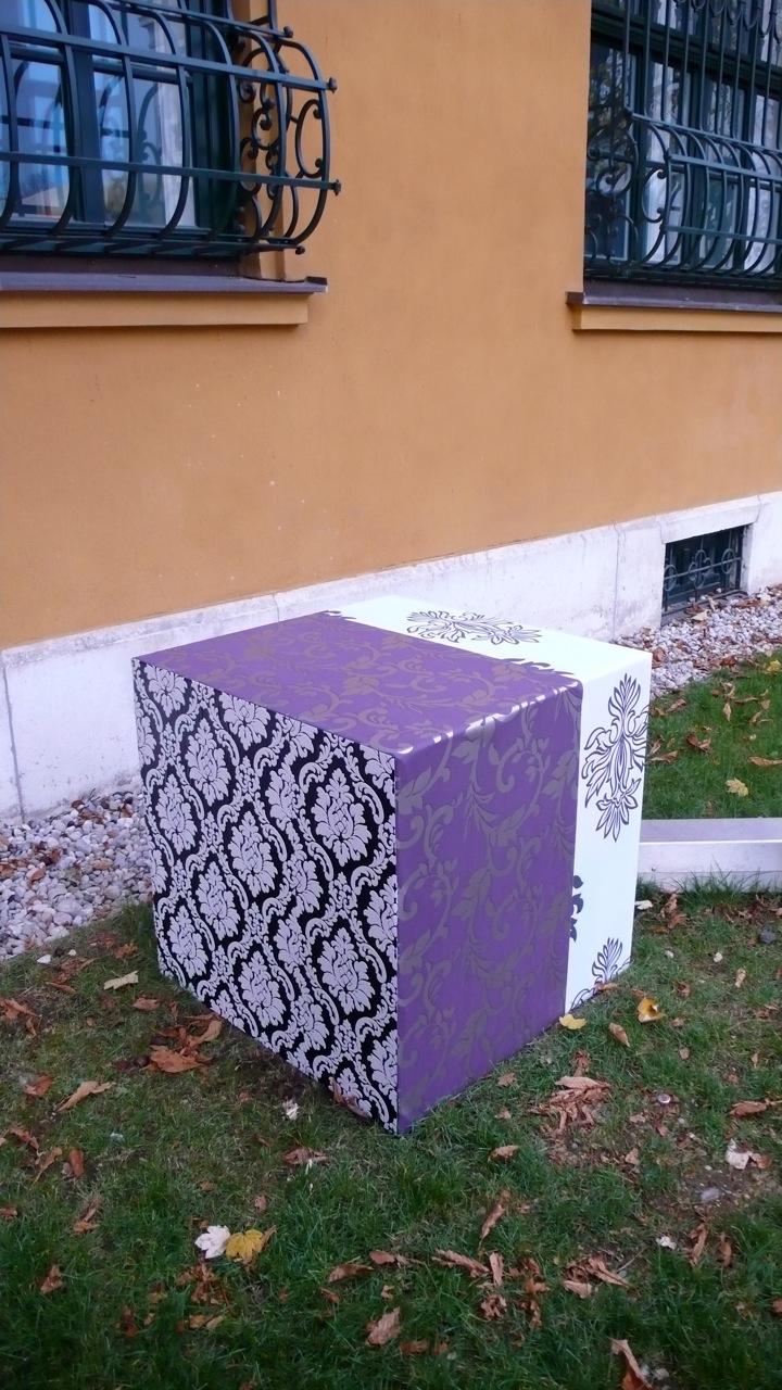 006 in EIS, EISBABY am Lenbachhaus, München