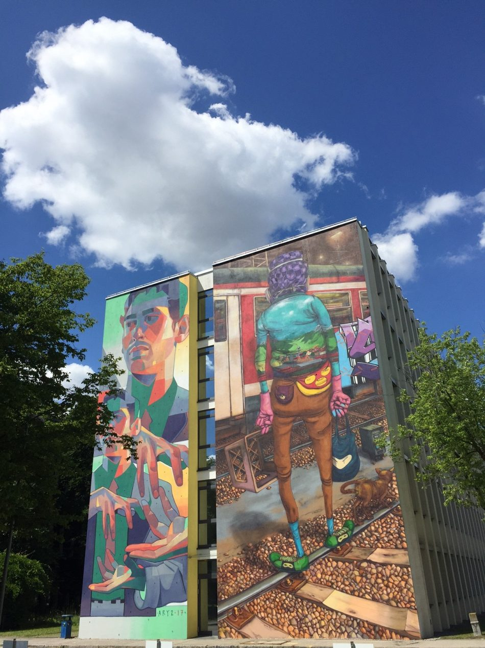 Osgemeos Aryz Scale-950x1267 in SCALE Wall Art Munich