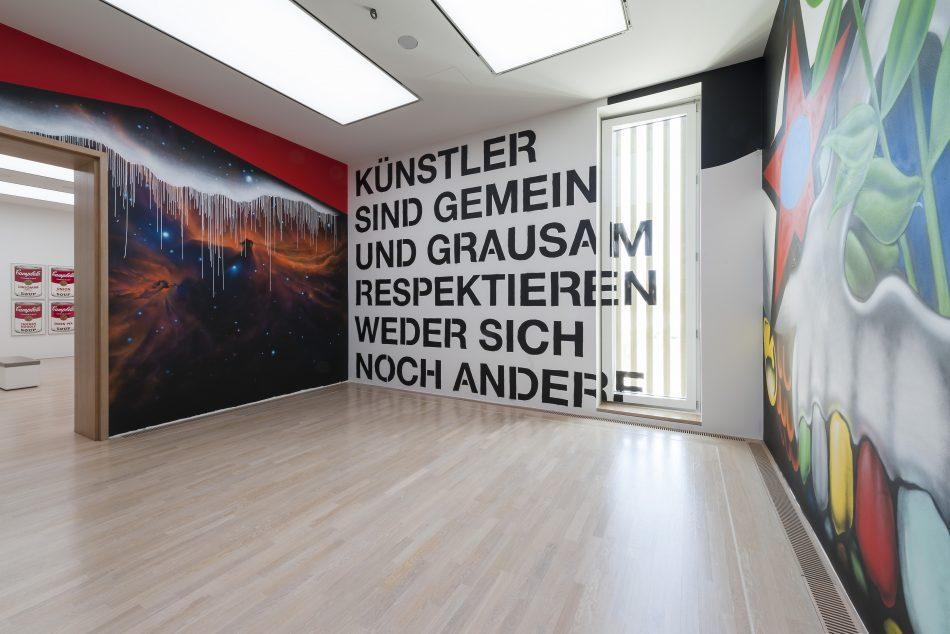 2018 PopArtAusstellung Lenbachhaus 031-950x634 in EIS, EISBABY im Lenbachbaus