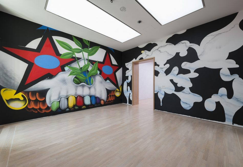 2018 PopArtAusstellung Lenbachhaus 033-950x653 in EIS, EISBABY im Lenbachbaus